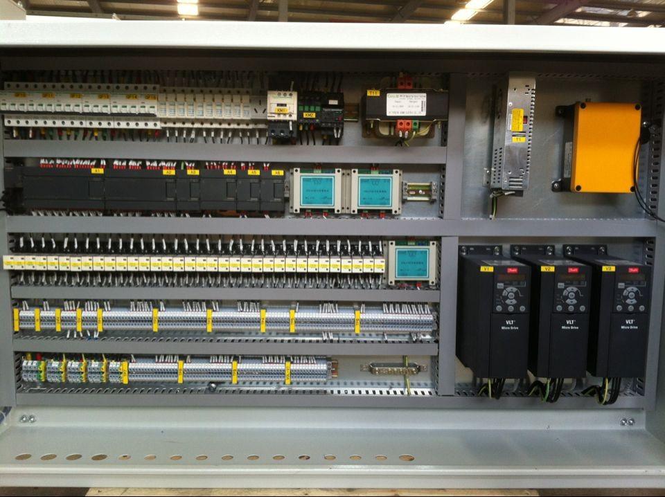 液压机控制系统-电